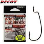 Decoy Finesse Hook Worm19