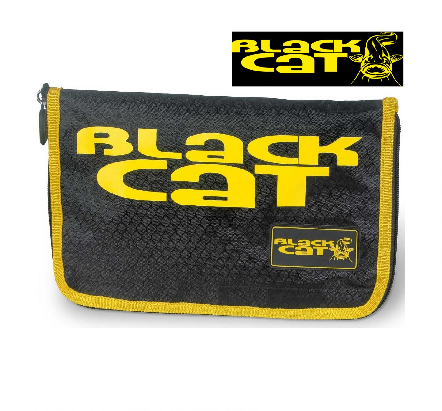 Black Cat Rig Wallet