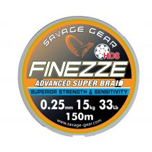 Savage Gear Finezze HD8 Braid 120m