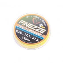 Savage Gear Finezze HD4 Braid Yellow