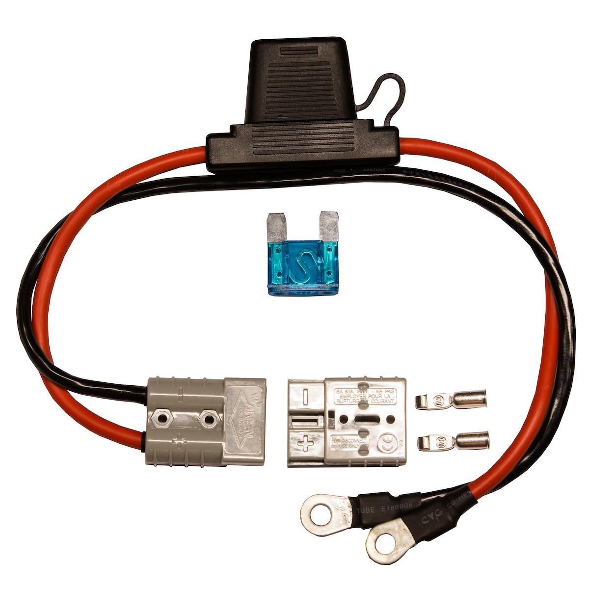 Quick Connect E-motor 100A