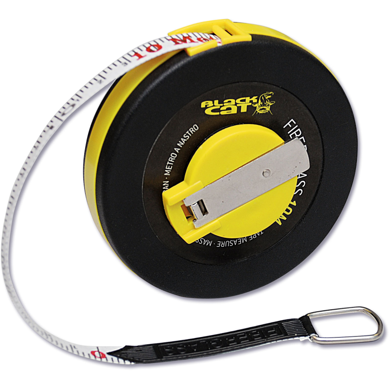 Black Cat Measuring tape