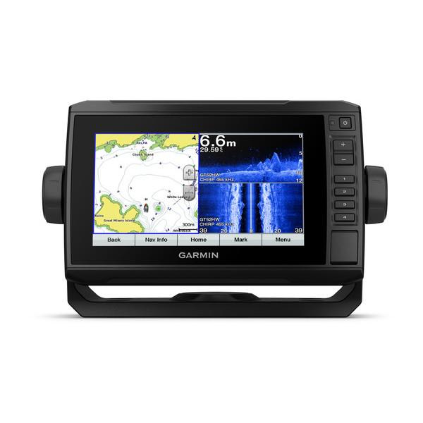 Garmin Echomap Plus 72sv met GT52HW-TM transducer