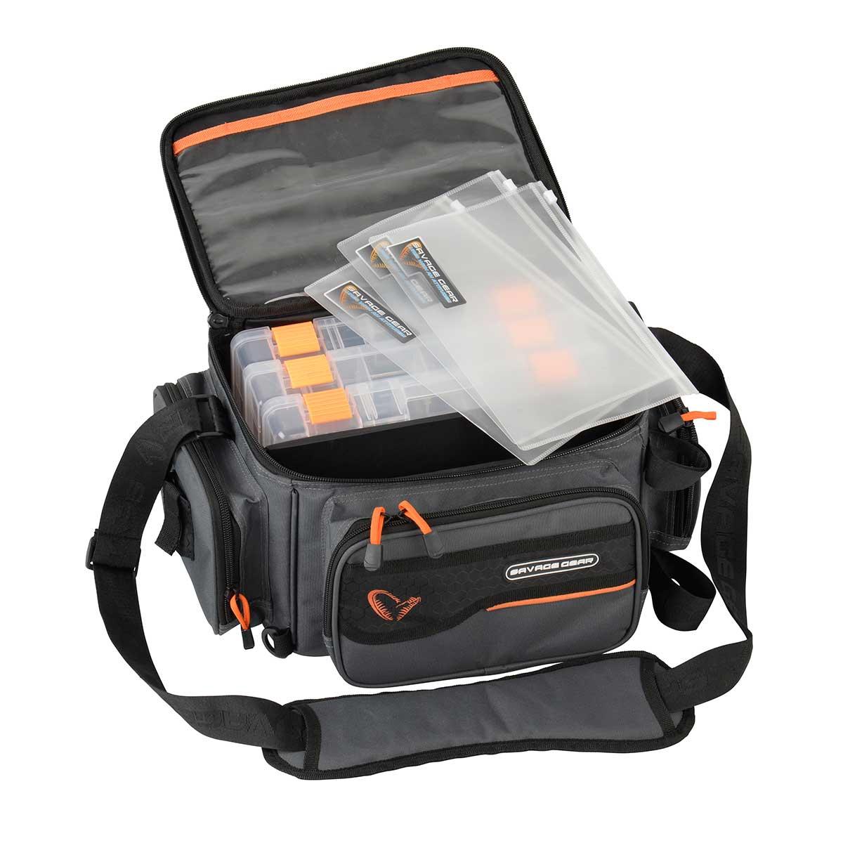 Savage Gear System Box Bag S