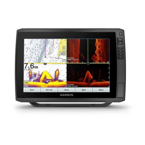 Garmin ECHOMAP™ Ultra 122sv met GT54UHD-TM transducer