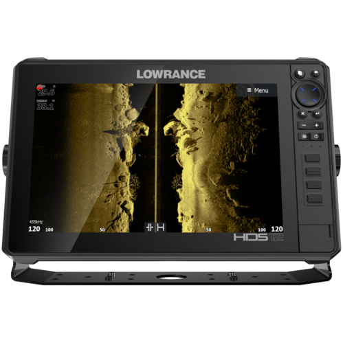Lowrance HDS 12 LIVE met Active Imaging Transducer